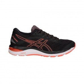 ASICS GEL-CUMULUS 20 Femme | Black/Flash Coral