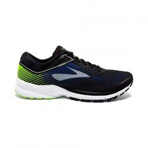 BROOKS LAUNCH 5 Homme Black/Blue/Green
