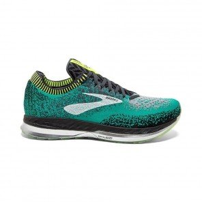 BROOKS BEDLAM Homme Black/Teal/Nightlife