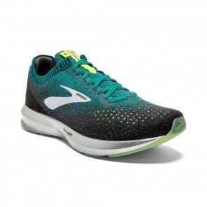 BROOKS LEVITATE 2 Homme Black/Teal/Navy | Collection Automne Hiver 2018