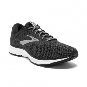 BROOKS REVEL 2 Homme Black/Grey/Grey | Collection Automne Hiver 2018