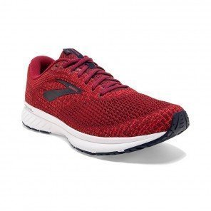 BROOKS REVEL 3 Homme |  Red / Biking Red / Peacoat
