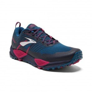 BROOKS CASCADIA 13 Femme Ink/Navy/Pink | Collection Automne Hiver 2018
