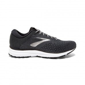 BROOKS REVEL 2 Femme Black/Grey/Grey