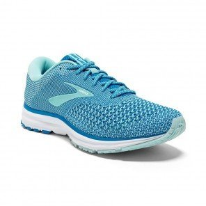 BROOKS REVEL 2 Femme Blue/Island/White   Collection Automne Hiver 2018