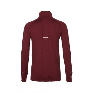 ASICS Tee-shirt Manches Longues Thermopolis 1/2 Zip Femme