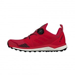 ADIDAS TERREX AGRAVIC BOA FEMME | ACTIVE PINK / CORE BLACK / SHOCK RED