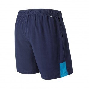 NEW BALANCE Short Accelerate 7 Inch Homme Pigment with Maldive Blue