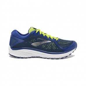 BROOKS ADURO 6 HOMME | SODALITE/LIME/WHITE
