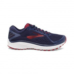 BROOKS ADURO 6 HOMME | NAVY/CHERRY/WHITE