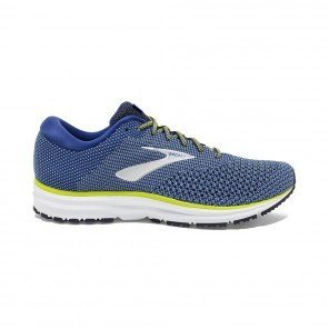 BROOKS REVEL 2 HOMME | SODALITE/CITADEL/LIME