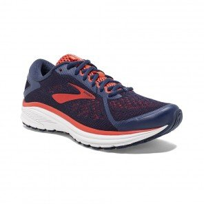 BROOKS ADURO 6 FEMME | BLUE/CORAL/WHITE | Collection Printemps-Été 2019
