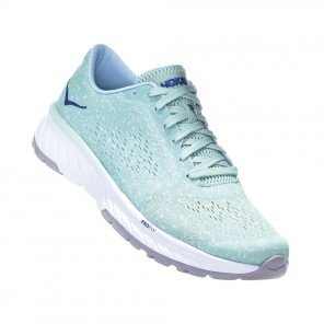 HOKA CAVU 2 FEMME | LICHEN / SODALITE BLUE | Collection Printemps-Été 2019