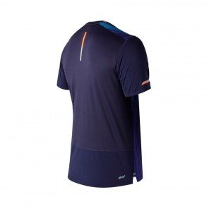 NEW BALANCE Tee-shirt manches courtes Printed 2.0 Homme Pigment