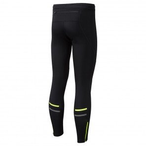 RONHILL Collant WInter Stride Shield Homme | Black/Fluo Yellow