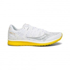 SAUCONY LIBERTY ISO Homme   White Noise   Collection Automne Hiver 2018