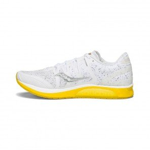 SAUCONY LIBERTY ISO Homme   White Noise