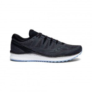 SAUCONY FREEDOM ISO 2 Homme   Black   Collection Automne Hiver 2018