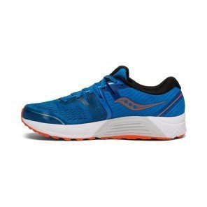 SAUCONY GUIDE ISO 2 HOMME - BLUE | ORANGE