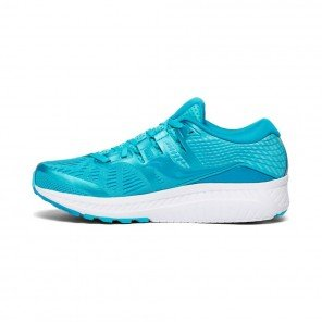 SAUCONY RIDE ISO FEMME - BLUE