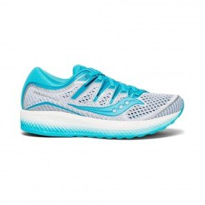 SAUCONY TRIUMPH ISO 5 FEMME - WHITE | BLUE - Collection Printemps-Été 2019