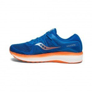 SAUCONY TRIUMPH ISO 5 HOMME - BLUE | ORANGE