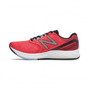 NEW BALANCE 890v6 Femme Coral with Black & Clear Sky